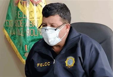 Alberto Aguilar informó sobre el caso
