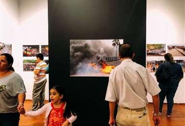 El espacio de arte Manzana 1 recibe casi 17.000 visitantes mensuales/Foto Manzana1