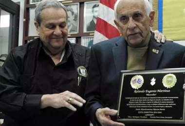 Martínez falleció el sábado a los 98 años