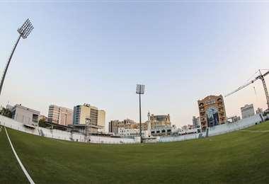 Así luce el Doha Sports Stadium. Foto: AFP