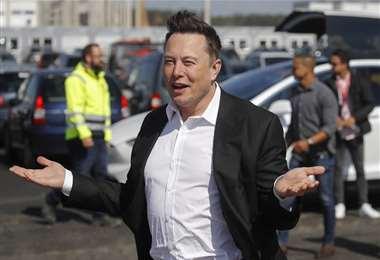 El multimillonario Elon Musk | AFP