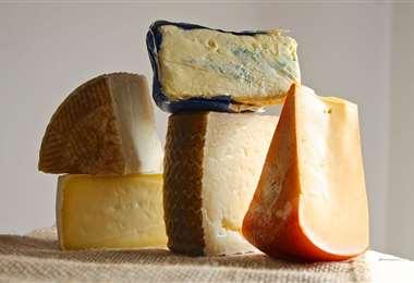 El queso es un concentrado de proteínas, vitaminas, sales minerales y materia grasa