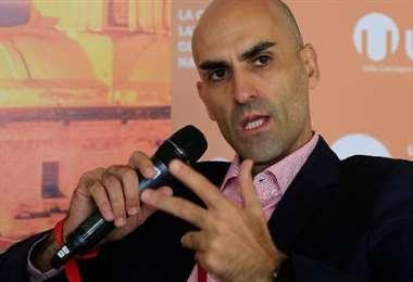 Rafael Igual, experto español en estrategia y modelos de negocio. (ElEconomista.Net)