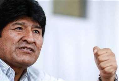 Morales, quiere que se investigue a las encuestadoras/Foto: EFE