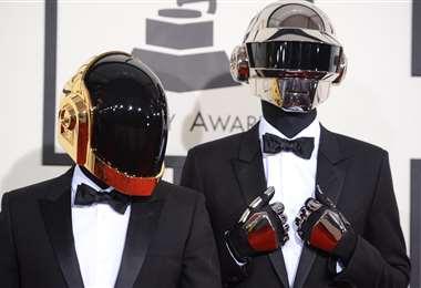 Daft Punk estuvo vigente por 28 años, en los que obtuvo siete premios Grammy