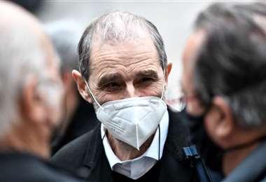 Josu Ternera, excabecilla de ETA/Foto: AFP
