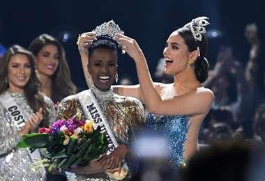 Esta imagen se volverá a repetir cuando el 16 de mayo se corone a la nueva Miss Universo