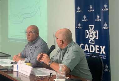 Conferencia conjunta de la Cadex y Caniob