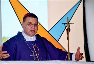Desde la Alcaldía destacaron el espíritu de servicio del Monseñor. Foto: Campanadas