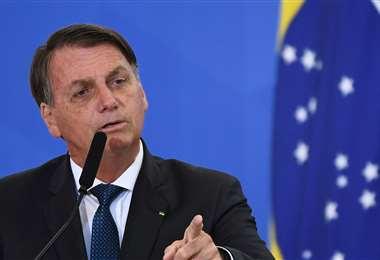 Bolsonaro y un cambio en la estatal petrolera que causa polémica (Foto: spuntniknews.com)