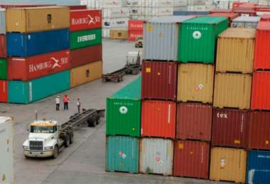 Las importaciones en enero 2021 en relación al mismo mes de 2020 fueron menores en un 28%