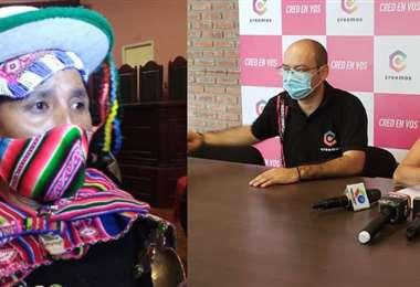 Creemos denuncia persecución política hacia Camacho