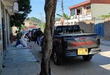 El comerciante fue asesinado cuando ingresaba a su domicilio | Foto: Favid Maygua