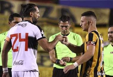 Guaraní perdió el sábado ante Olimpia por el torneo paraguayo. Foto: Diario ABC