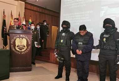 La Felcv detuvo al taxista acusado de violación