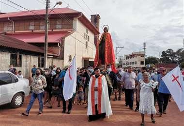 Aniversario de la provincia Angel Sandóval/Foto: Juan Pablo Cahuana