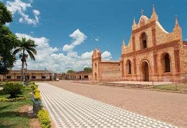 La tranquilidad de San José de Chiquitos se vio interrumpida por el hallazgo de la víctima