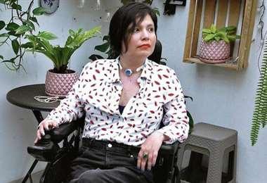 A los 12 años Ana fue diagnosticada con una enfermedad degenerativa. Foto El Comercio
