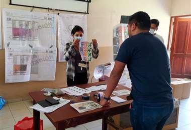 Candidatos debatirán en Tarija