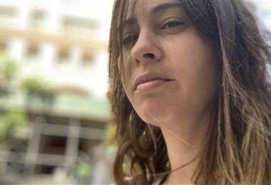 Mariana es muy activa en Twitter, donde se declara amante de los viajes y feminista