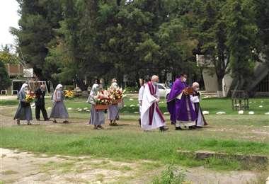 Falleció el padre Campos, un sacerdote comprometido con los jóvenes