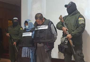 Los cómplices del asesinato I Gobierno.