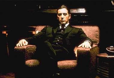 Al Pacino, de las estrellas que forman parte de El Padrino