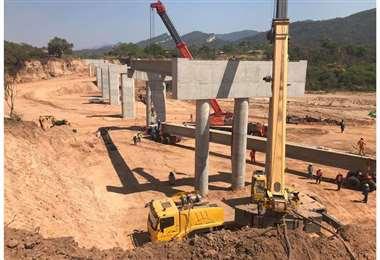 El conflicto surge por recursos para proyecto carretero El Espino-Charagua-Boyuibe