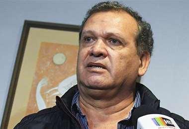 David Paniagua, secretario general de Fabol. Foto: internet