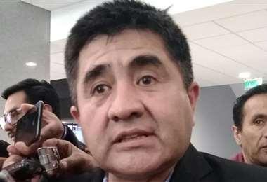El viceministro Rodríguez I archivo.