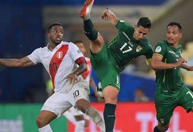 La selección enfrentará a Perú el 25 de marzo en La Paz. Foto: internet