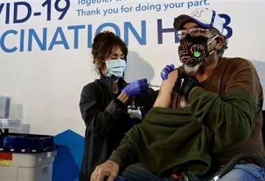 La iniciativa llega cuando la campaña de vacunación lleva más de dos meses en EEUU
