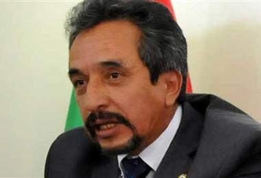 Rolando Aramayo, miembro del comité ejecutivo de la FBF. Foto: internet