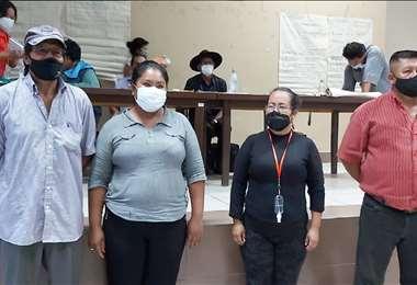 Foto: Tribunal Electoral Departamental de Tarija