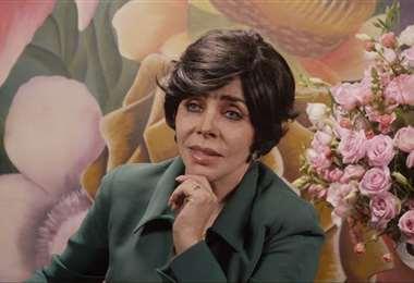 La actriz tuvo un gran retorno con la serie de Netflix La Casa de las Flores