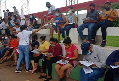 En el municipio de Pailón existen 11 recintos habilitado para la votación