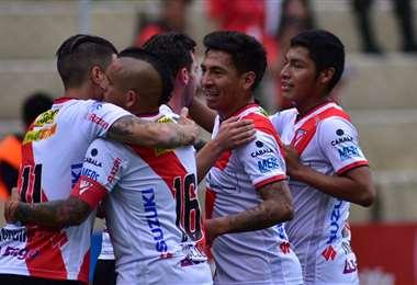 Always Ready es el campeón boliviano. Foto: Archivo / APG