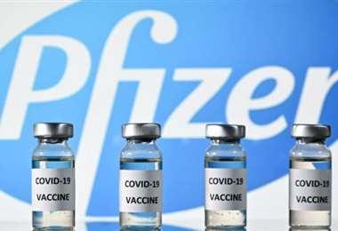Bolivia recibirá las vacunas Pfizer