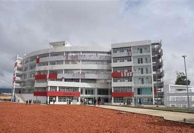 El nuevo hospital materno infantil se convierte en uno de los más modernos del país