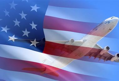 Para viajar a EEUU se necesita prueba negativa de Covid-19. Foto. Internet