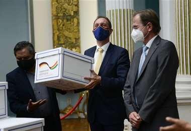 Foto: Embajada de Alemania