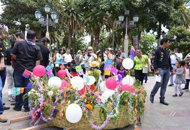 La celebración en Tarija I EL DEBER.