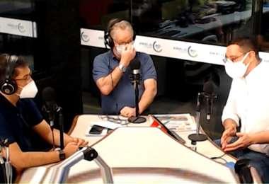 Monasterio fue uno de los entrevistados del programa Influyentes