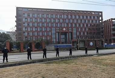 El instituto de Wuhan cuenta con varios laboratorios de alta seguridad