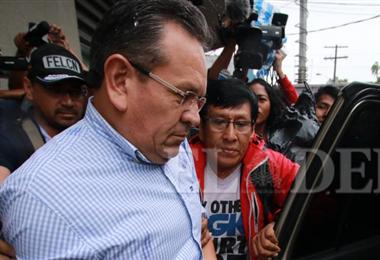 Medina es acusado por supuesta obstrucción a la justicia. Foto. Archivo
