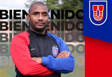 Barros es el nuevo director técnico. Foto: Club Deportivo Universitario
