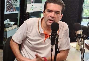 Gary Áñez