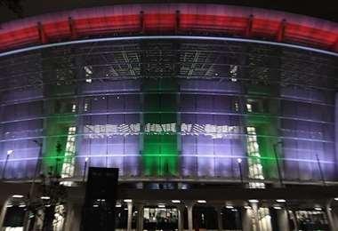 Puskas Arena de Budapest. Foto: Internet
