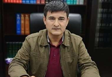 Adolfo León, director de Fonabosque