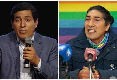 Arauz y Pérez disputarán segunda vuelta en Ecuador